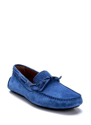 Derimod Erkek Loafer(3950) Casual Mavi